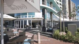 Blue Waters Hotel, Durban, South Africa