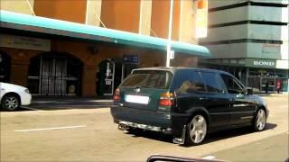 VR6's Cruising in Durban