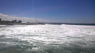 Waves at Durban 1