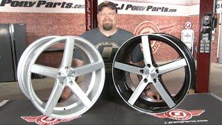 Mustang Rovos Durban Wheel 2005-2014