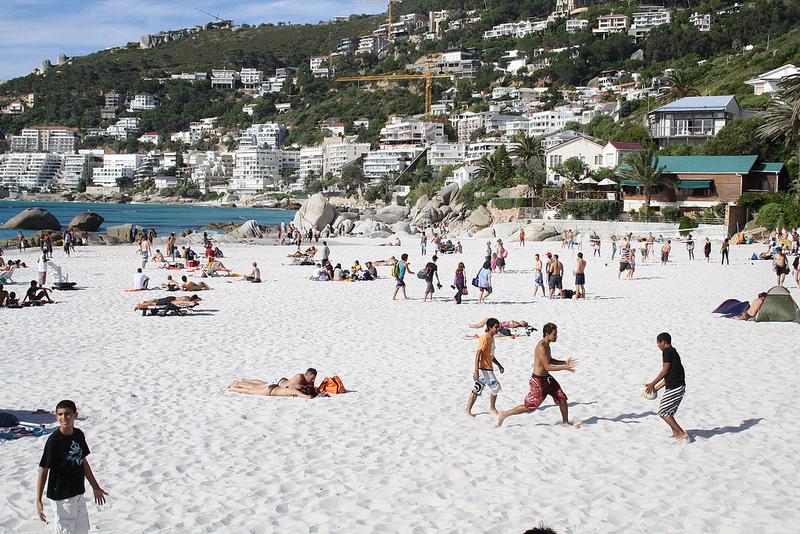 Clifton Beach #4, Cape Town